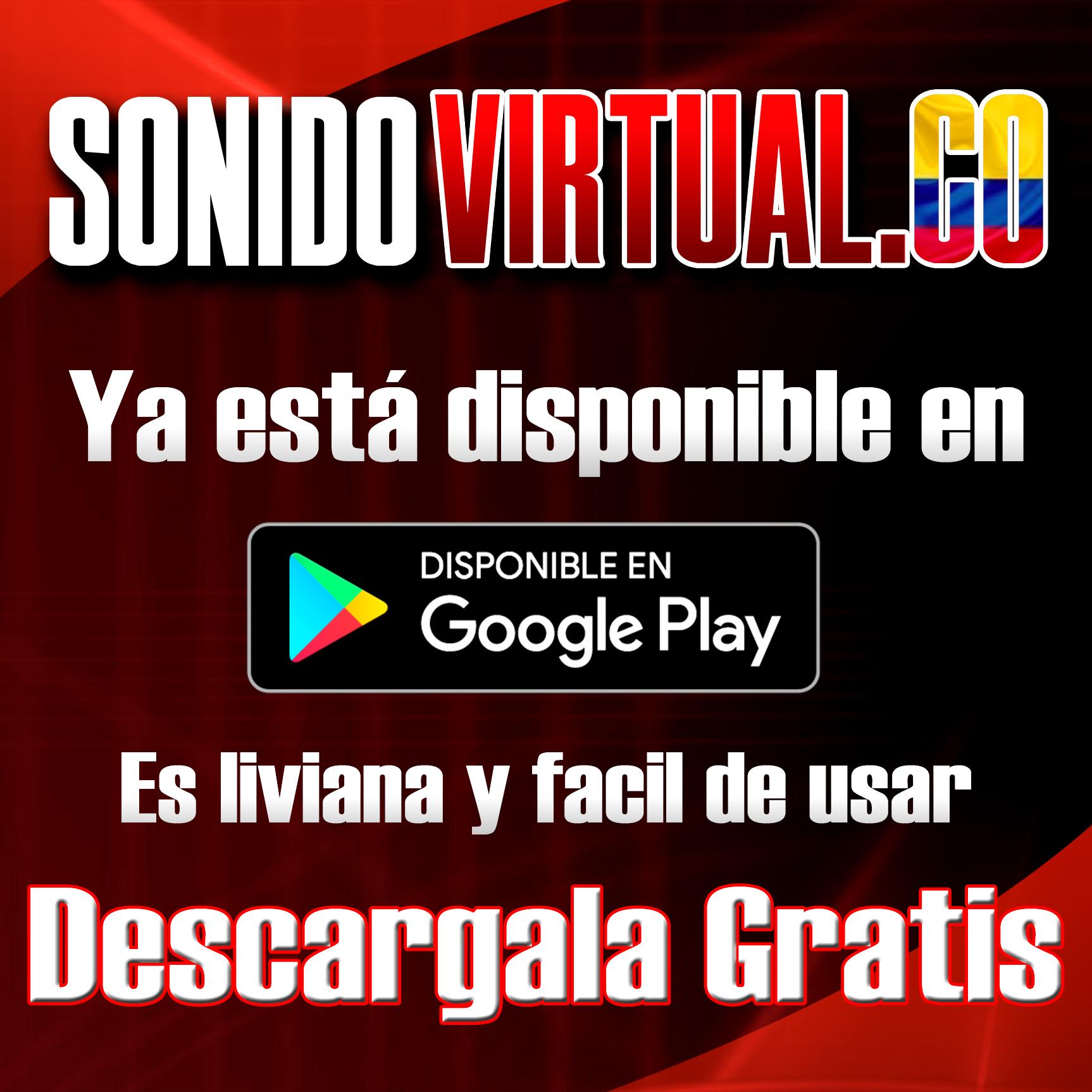 Descargue Gratis la APP de SonidoVirtual.co