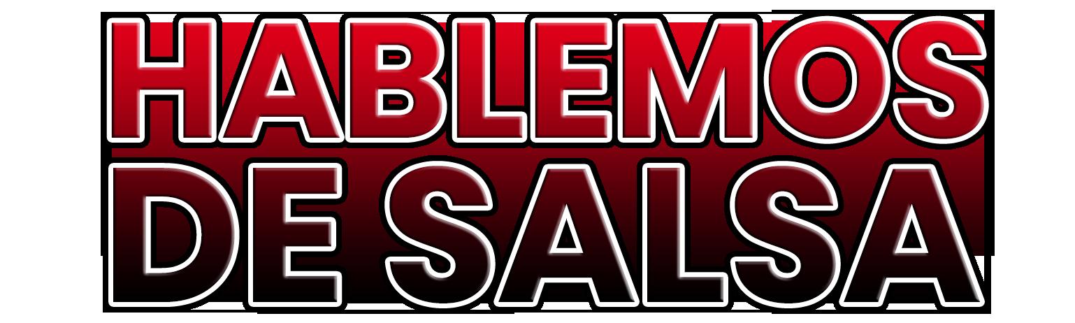 Logo Hablemos De Salsa